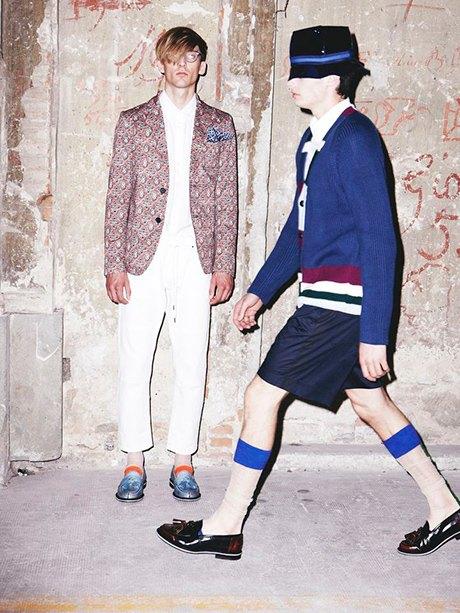 Андреа Помпилио, дизайнер мужской одежды. Изображение № 12.