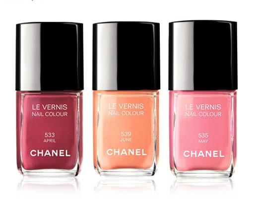 Модный дайджест: Новые лаки Chanel, Леди Гага в ролике M.A.C, первый аромат Marni. Изображение № 2.