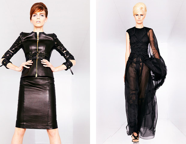 Парижская неделя моды: Показы Chanel, Valentino, Alexander McQueen и Paco Rabanne. Изображение № 45.