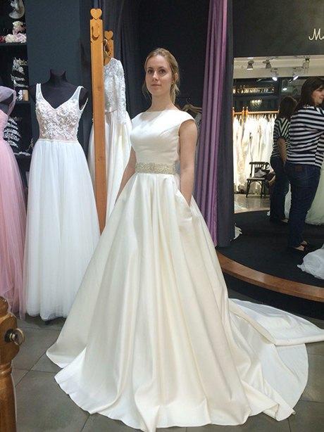 Недостижимый идеал: Как я выбирала свадебное платье. Изображение № 8.