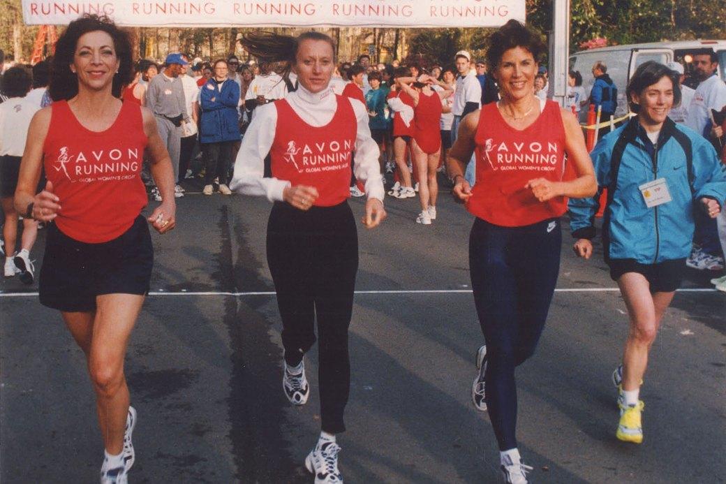 Первая марафонка Кэтрин Швитцер  о революции в спорте  и забегах в 70 лет. Изображение № 2.