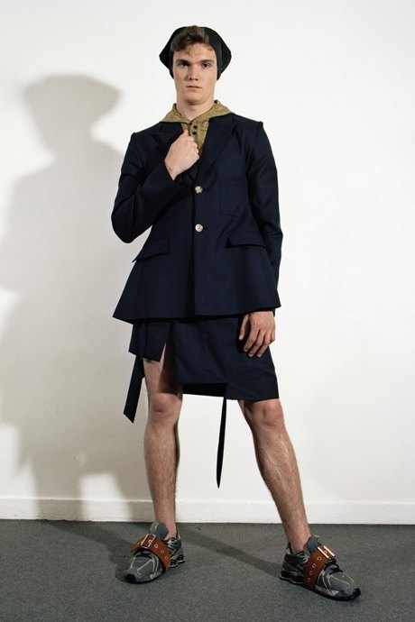 Чего хотят мужчины: Папин стиль, гангстеры в юбках и телесный фашизм. Изображение № 4.