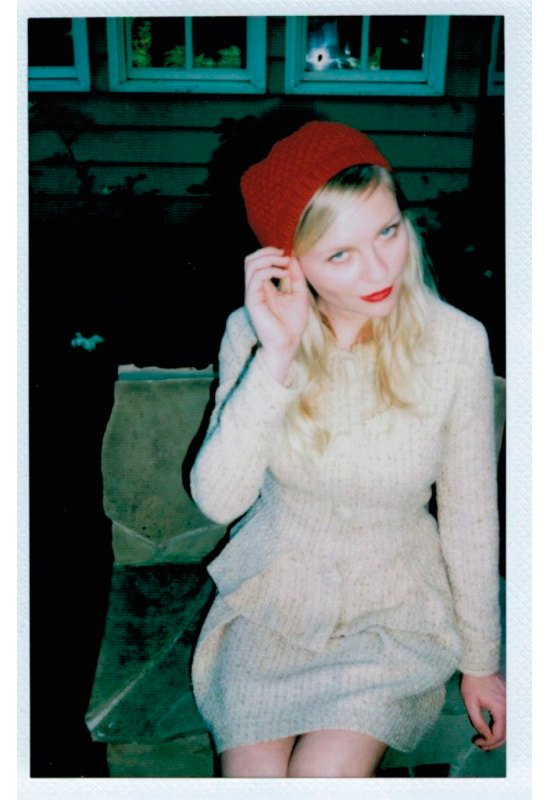 Бойфренд Кирстен Данст сфотографировал ее для Wren. Изображение № 10.
