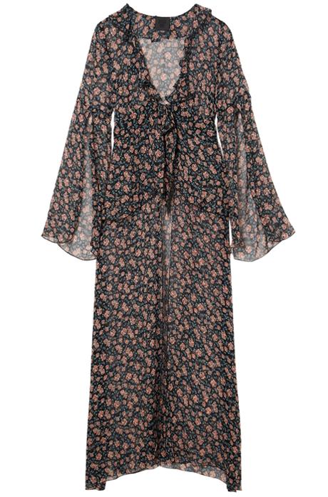 Расслабленный подход: 10 халатов от простых до роскошных. Изображение № 10.