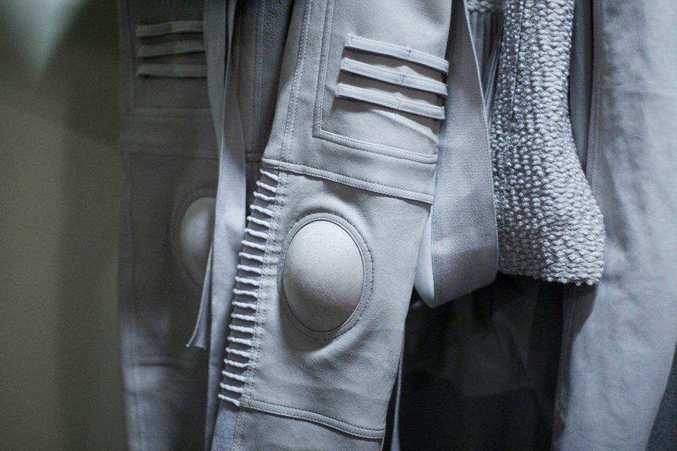 Paris Fashion Week FW 14: Бэкстейдж показа Rick Owens. Изображение № 3.