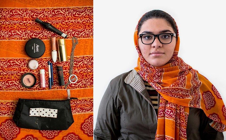 «Иранский макияж»:  Как и чем красятся  восточные женщины. Изображение № 2.