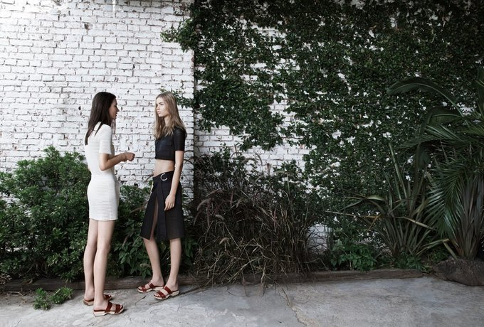 Патрик Демаршелье снял кампанию Zara. Изображение № 7.