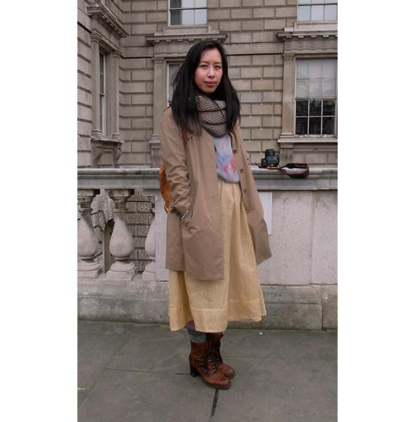 London Fashion Week: день первый — луки. Изображение № 10.
