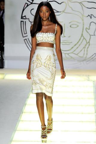 Milan Fashion Week: показ Versace SS 2012. Изображение № 2.