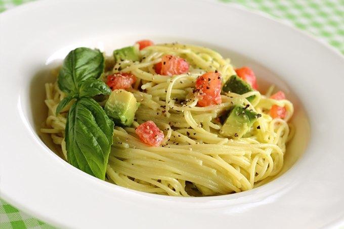 Пусть всегда будет паста:  10 вегетарианских рецептов . Изображение № 4.