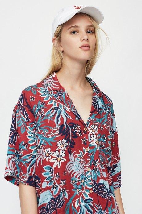 Гавайская рубашка:  Как в тропический рай пустили и женщин. Изображение № 7.