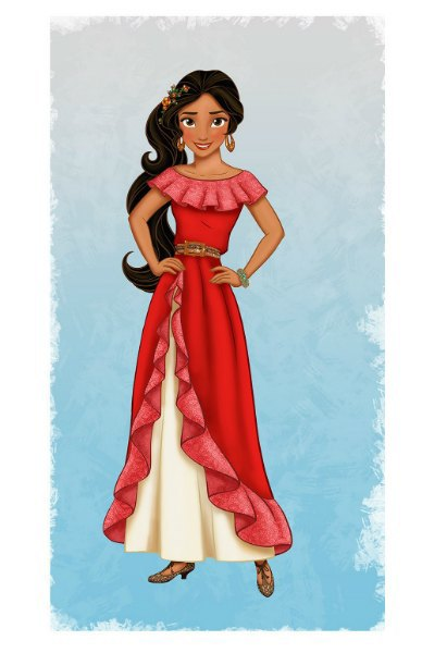 Disney представили первую принцессу-латиноамериканку. Изображение № 1.