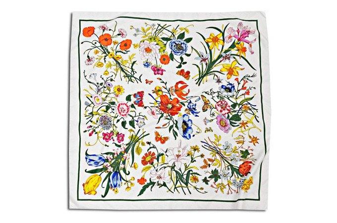 Gucci разобьет настоящий цветущий сад на основе своего принта Flora. Изображение № 2.