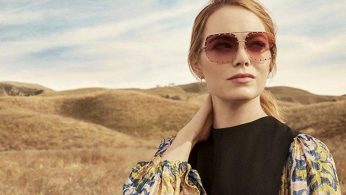 Louis Vuitton опубликовал первую кампанию с Эммой Стоун. Изображение № 7.