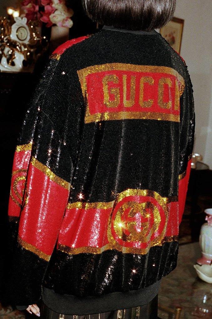 Gucci показали коллаб с дизайнером Дэппер Дэном. Изображение № 31.