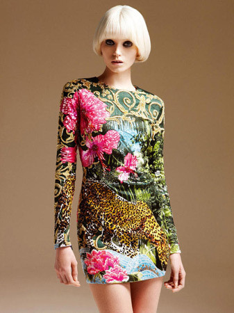 Atelier Versace SS 2011. Изображение № 28.