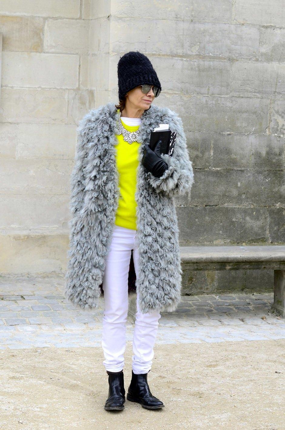 Гости Парижской недели моды FW13, часть 1. Изображение № 37.