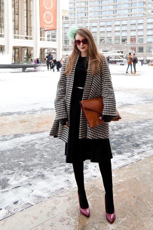 Неделя моды в Нью-Йорке,  часть I. Изображение № 23.