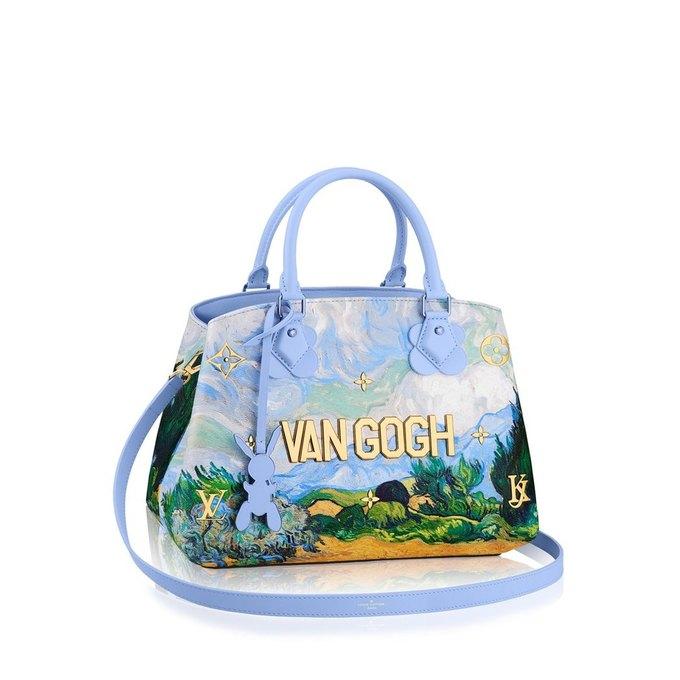 Джефф Кунс создал коллекцию сумок для Louis Vuitton. Изображение № 5.