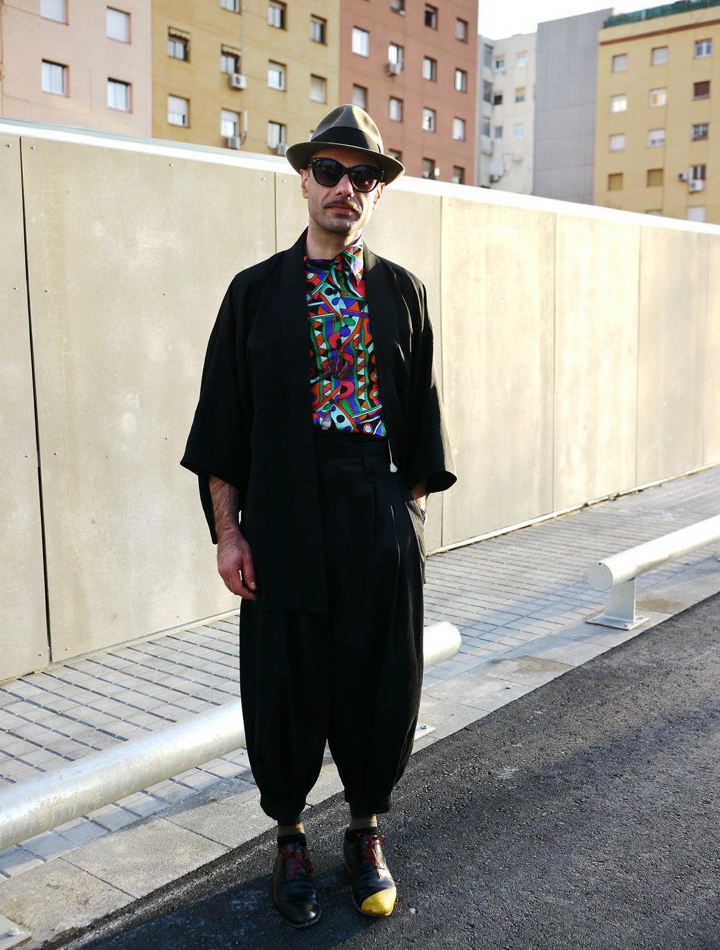 Гости Недели моды в Барселоне. Изображение № 30.