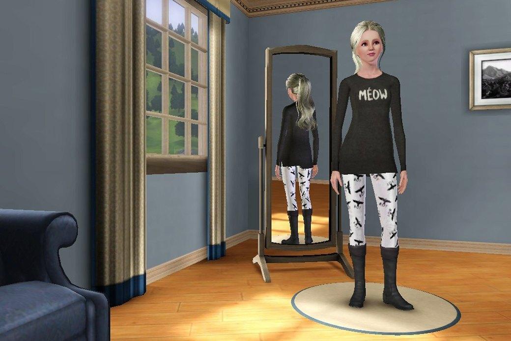 Как юные фанатки The Sims представляют себе взрослую жизнь. Изображение № 20.
