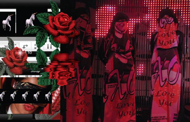 M.I.A. выпустила арт-альбом со своими работами. Изображение № 1.