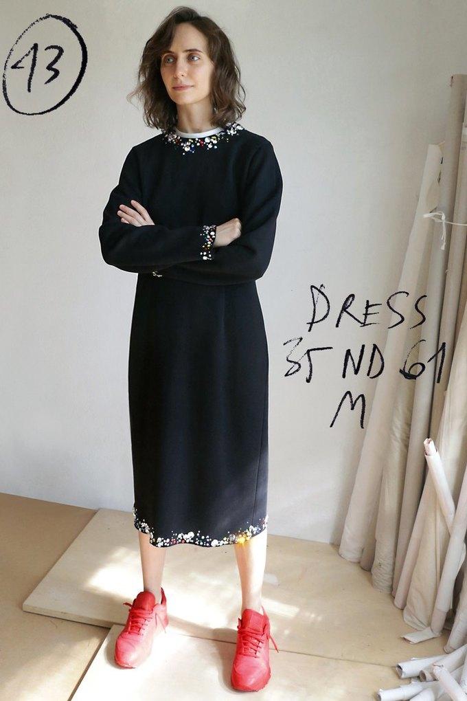 Nina Donis опубликовали лукбук новой коллекции. Изображение № 9.