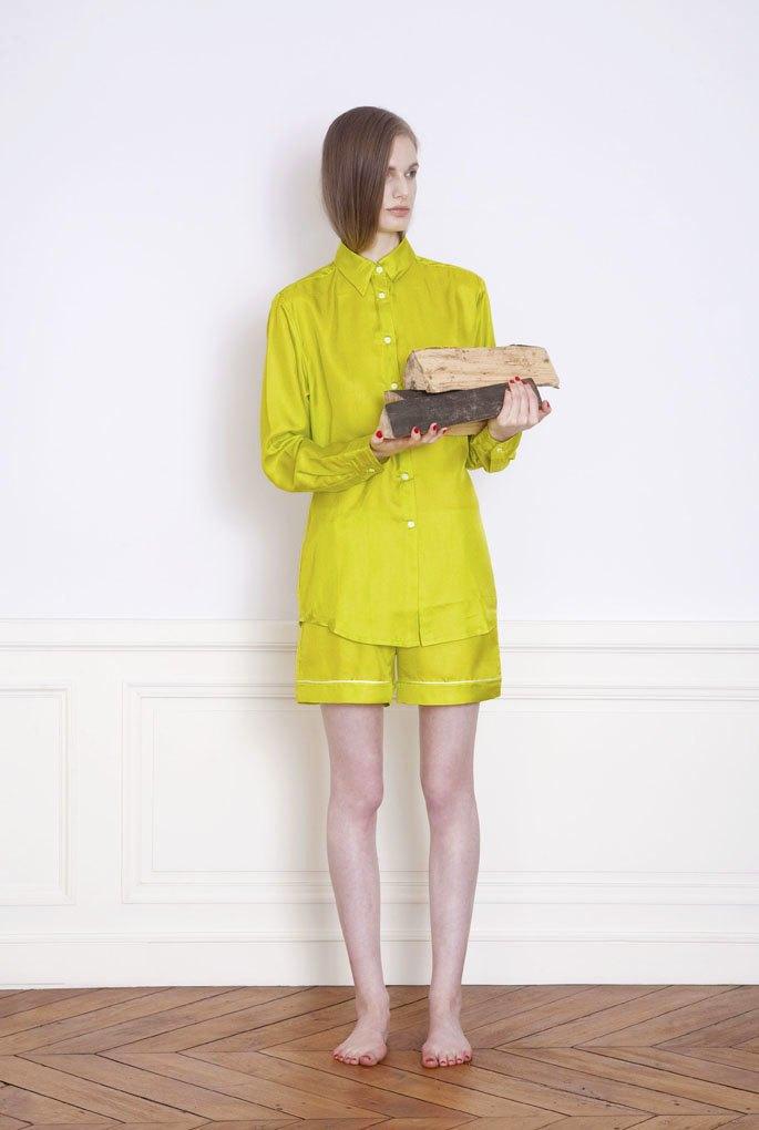 Пижамы из шелка Raphaëlla Riboud. Изображение № 3.