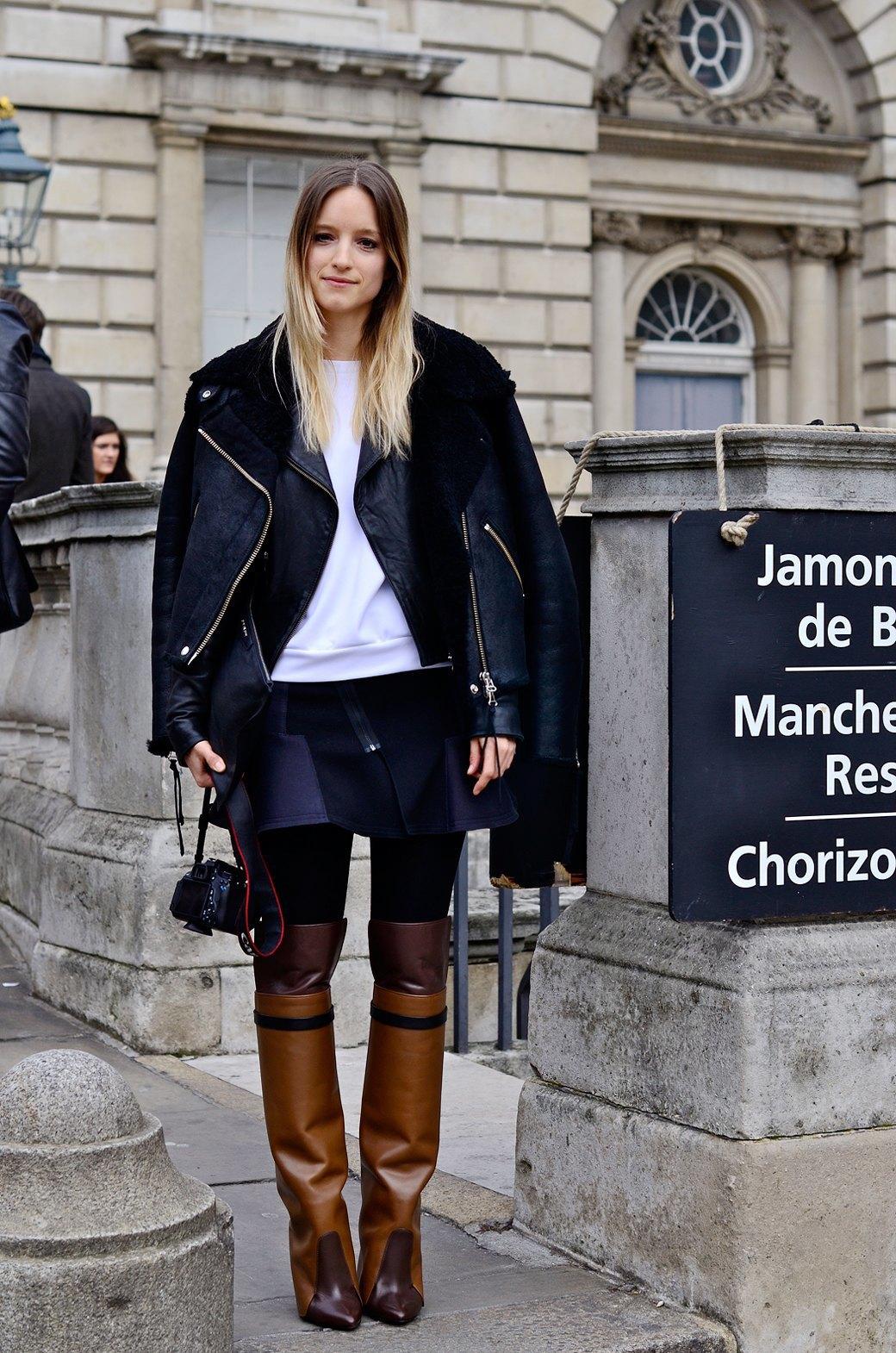 Неделя моды в Лондоне, часть I. Изображение № 4.