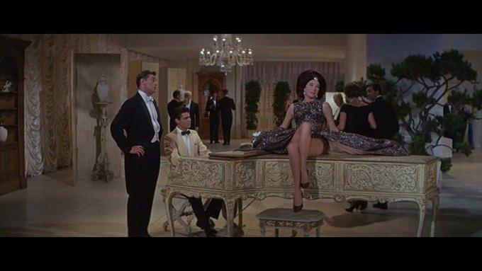 Что можно узнать о стиле  из комедии 60-х  «Что за путь!». Изображение № 14.