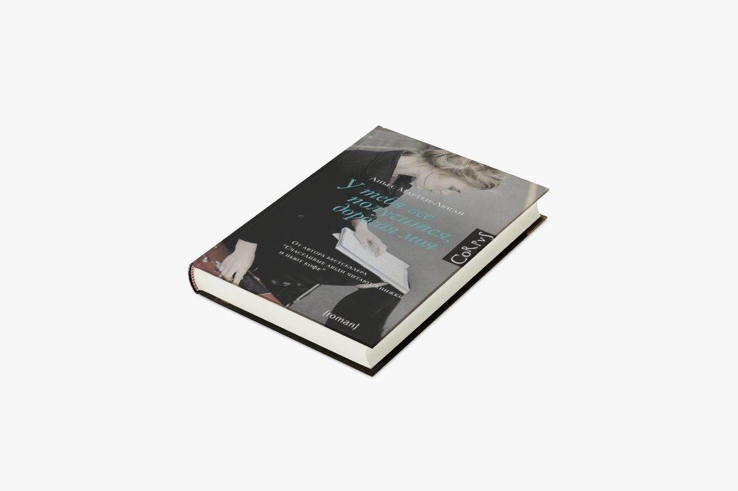 Аньес Мартен-Люган о том, как самостоятельно издать хитовый роман. Изображение № 3.