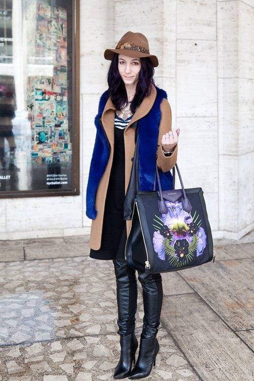 Неделя моды в Нью-Йорке,  часть I. Изображение № 43.