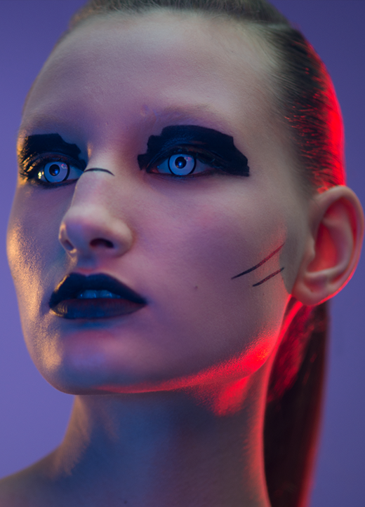 От дрэг до фетиша: Сила макияжа. Изображение № 13.
