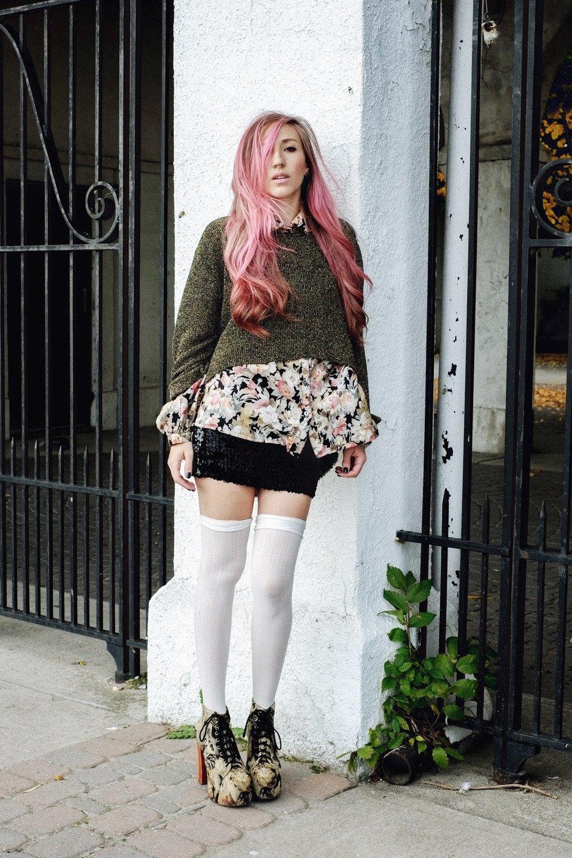 Роуз Бродбент, художница и владелец винтажного бутика из Торонто. Изображение № 17.