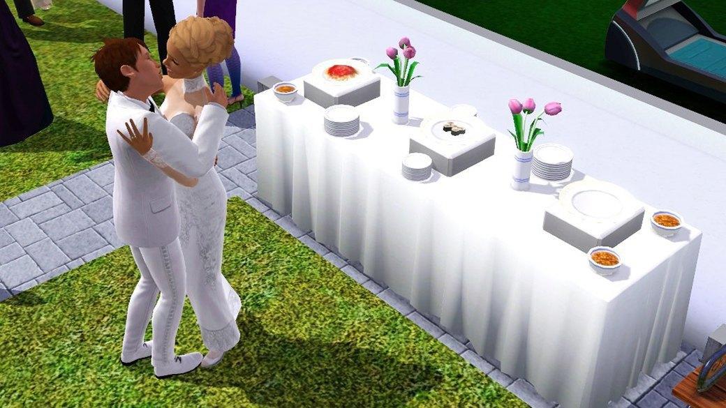 Как юные фанатки The Sims представляют себе взрослую жизнь. Изображение № 13.