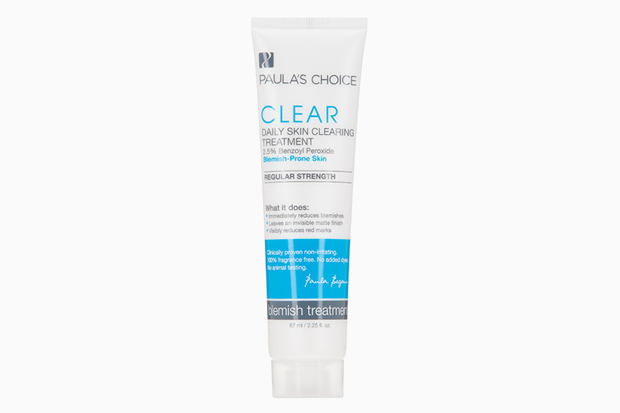 Средство против акне Paula's Choice Clear Regular Strength Daily Skin Clearing Treatment with 2,5 % Benzoyl Peroxide. Изображение № 10.