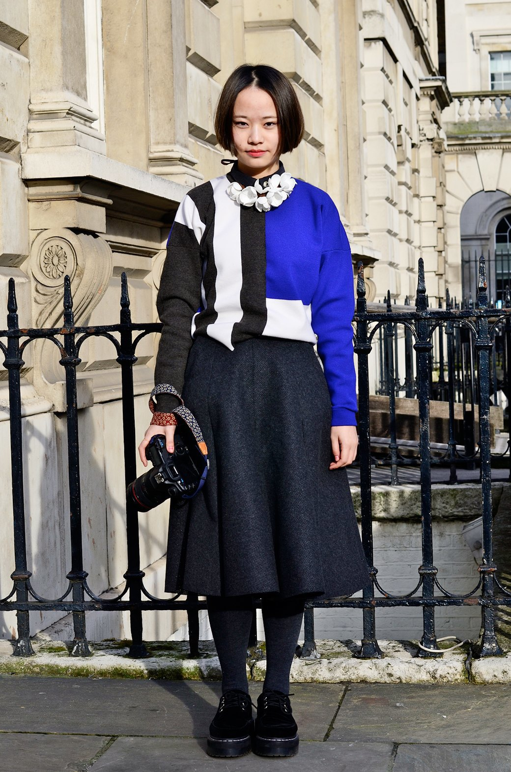 Неделя моды в Лондоне, часть I. Изображение № 16.