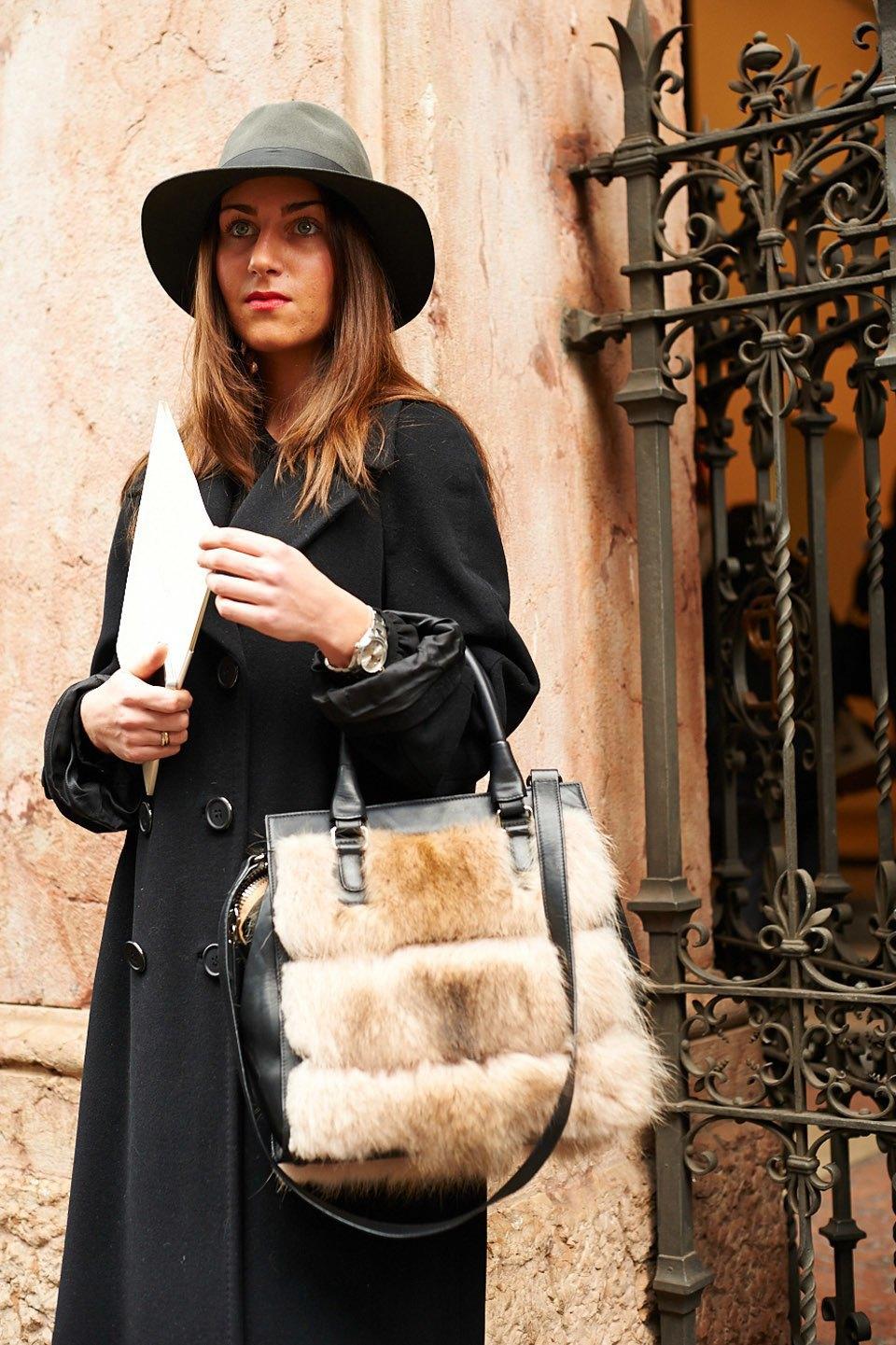 Стритстайл:  Неделя моды в Милане,  часть I. Изображение № 26.