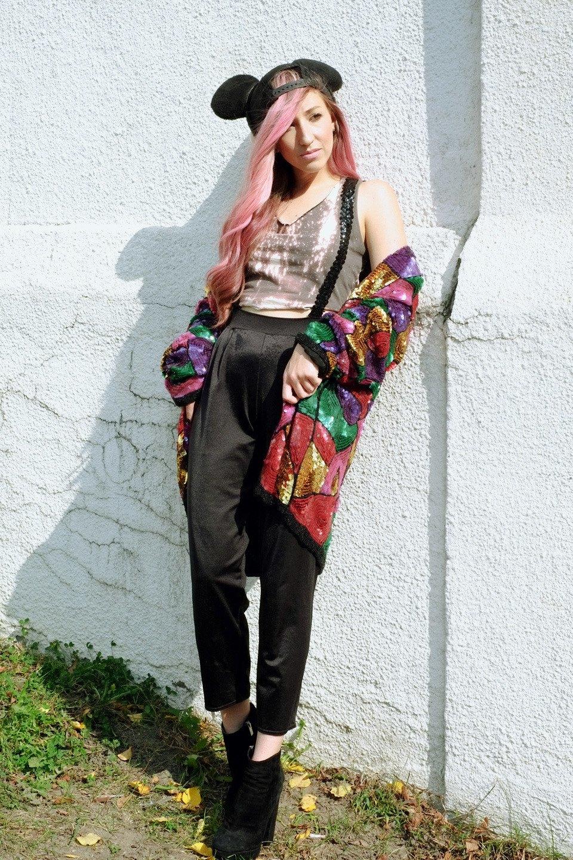 Роуз Бродбент, художница и владелец винтажного бутика из Торонто. Изображение № 1.
