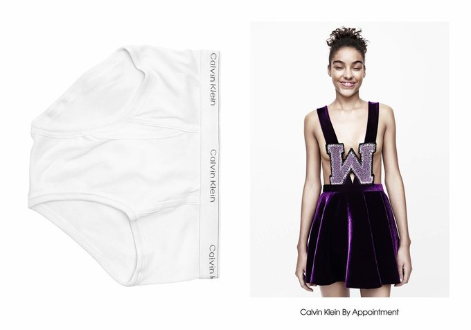 Милли Бобби Браун снялась в кампании Calvin Klein. Изображение № 10.