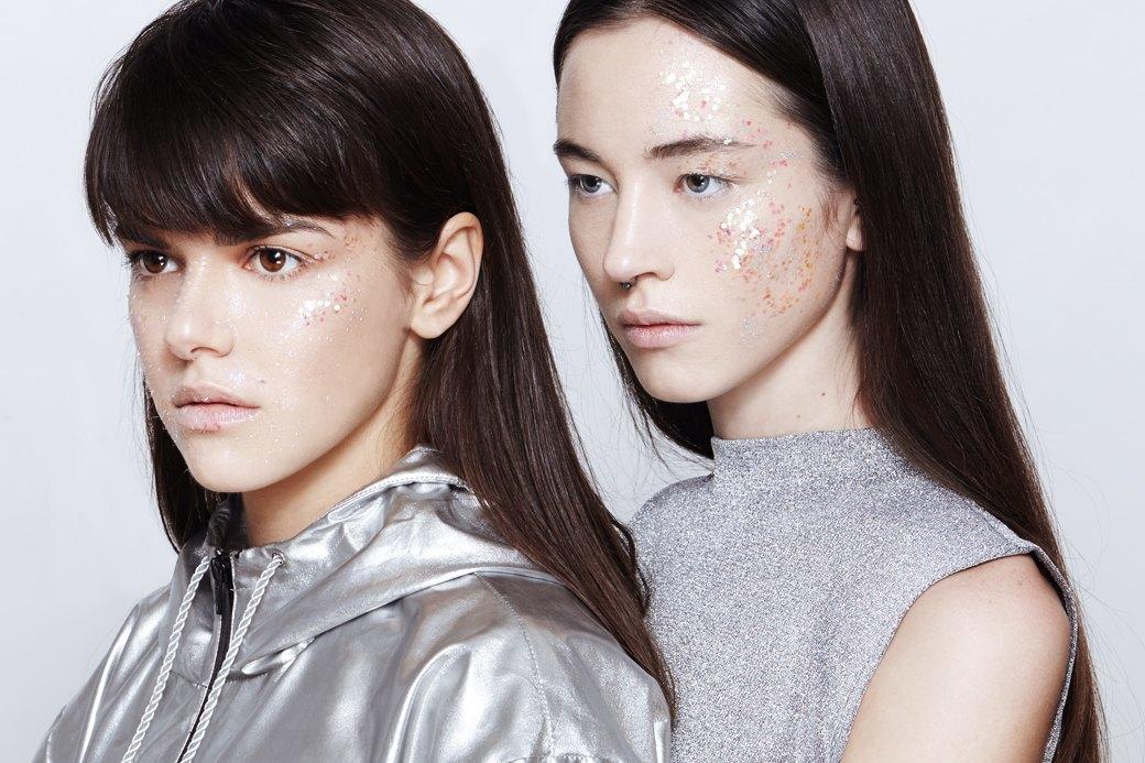 10 вариантов макияжа с блестками. Изображение № 2.