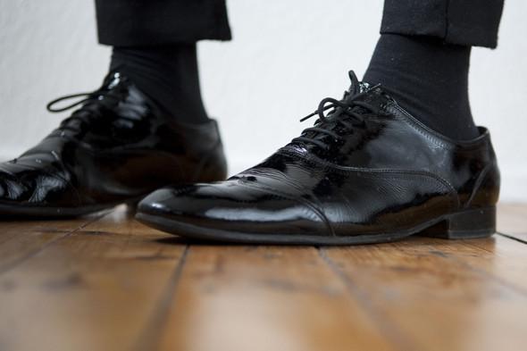 Гардероб: Виктор Амечи Мэнди, креативный директор Designersymposium.com. Изображение № 38.