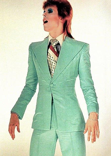 Дэвида Боуи признали самым стильным британцем в истории. Изображение № 1.