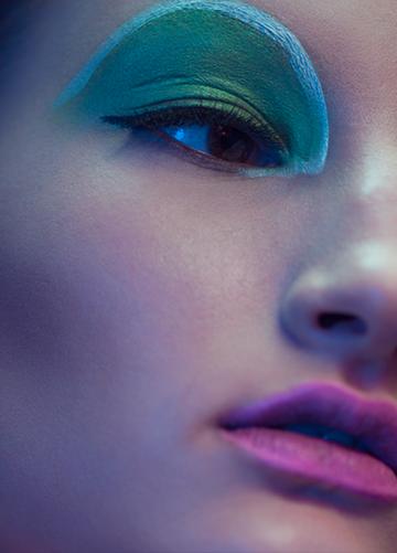 От дрэг до фетиша: Сила макияжа. Изображение № 10.