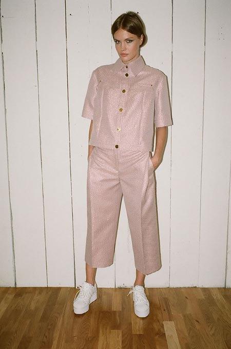 Пижамы, комбинации и халаты в новой коллекции Walk of Shame. Изображение № 14.