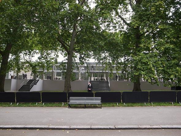 London Fashion Week: Показ Burberry Prorsum в Кенсингтонских садах. Изображение № 8.