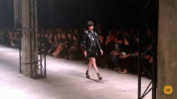 Прямой репортаж  с Paris Fashion Week:  День 2. Изображение № 3.
