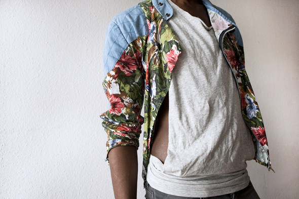 Гардероб: Виктор Амечи Мэнди, креативный директор Designersymposium.com. Изображение № 50.