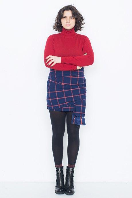 Маркетолог «Цветного»  Полина Ситковская  о любимых нарядах. Изображение № 13.