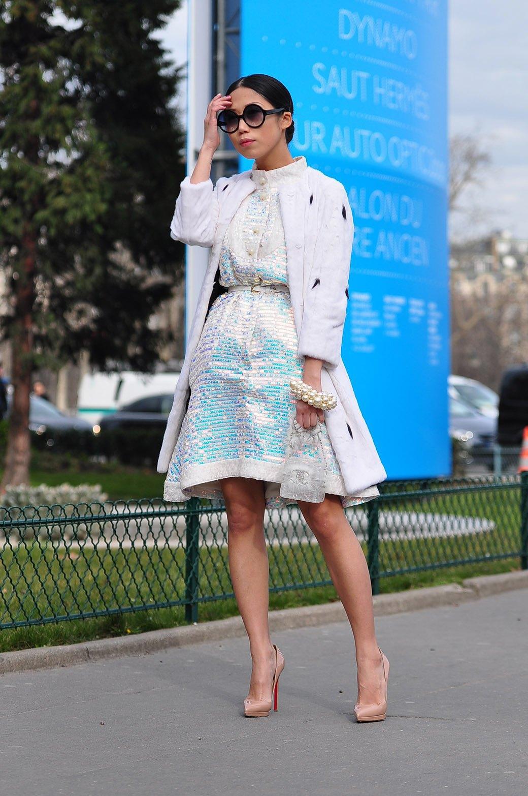 Гости Парижской недели моды FW13, часть 2. Изображение № 57.